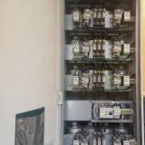 Unitate baterie de condensatoare de energie reactiva, SIEMENS, 250kvar, trifazic