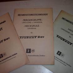 TRABANT, LOT 3 CARTI - Manual auto