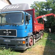 Camion MAN 26.403 460/6x2