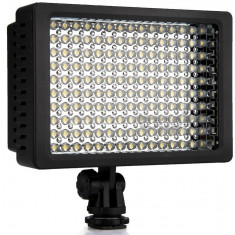 Lampa LED Foto Video - 160 LED-uri pentru camera DSLR, etc - Lampa Camera Video