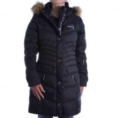 Jacheta cu puf Gaastra - art. 36196042 negru - Geaca dama, Marime: XL