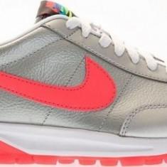 Adidasi Nike Mens Oldham Trainers marimea 42 si 42, 5 - Adidasi barbati Nike, Culoare: Gri, Piele naturala