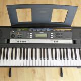 Yamaha PSRE243, pian portabil cu 61 de clape, suport inclus, garantie. - Orga