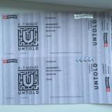Pachet 2 Abonamente UNTOLD 4-7 aug - Bilet concert