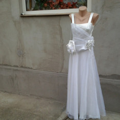 Chic costum dama mar. 38 + posetuta, Culoare: Din imagine