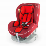 Scaun auto 0-25 kg Coccolle Pavo rosu - Scaun auto bebelusi grupa 0+ (0-13 kg) DHS Baby