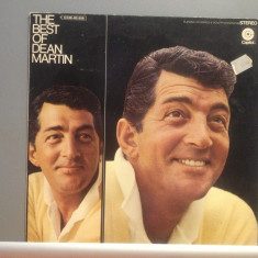 DEAN MARTIN - THE BEST OF (1970 /CAPITOL REC /RFG) - Vinil / POP /IMPECABIL - Muzica Pop capitol records