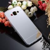 Husa Samsung Galaxy S3 i9300 TPU Mirror Silver