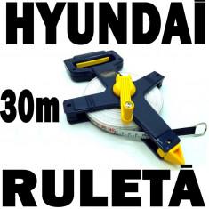 HYUNDAI Ruleta Profesionala 30 metri m