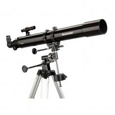 Luneta vanatoare - Telescop PowerSeeker 80EQ Celestron, 900 mm