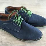Pantofi barbatesti piele intoarsa Ben Sherman marime 42