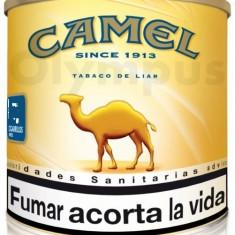 TUTUN CAMEL GOLD - extra volum, cutie 80 g - sectorul 6