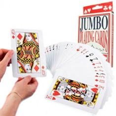 Carti poker - Cărţi de joc jumbo