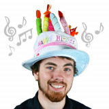 Pălăria Muzicală pentru Ziua de Naștere