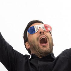 Ochelari cu Dungi Steagul Franţei