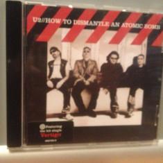 U2 - HOW TO DISMANTLE AN ATOMIC BOMB (2004/ISLAND REC/ GERMANY) - CD/ORIGINAL - Muzica Rock universal records