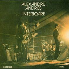 Alexandru Andries – Interiors (LP) - Muzica Folk electrecord, VINIL