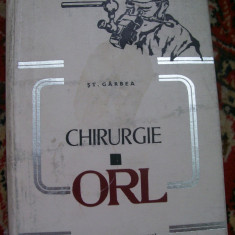 CHIRURGIE ORL ST.GARBEA - Carte ORL