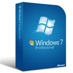 Licente ORIGINALE Windows 7 Professional SP1 32/64-bit.Upgrade gratuit la 10. - Sistem de operare, DVD, OEM
