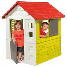 Casuta De Joaca Smoby Nature - Casuta copii