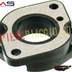 Flansa admisie Piaggio Ape PP Cod Produs: 100520240RM - Piese injectie Moto