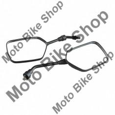 Set oglinzi negre, M10 PP Cod Produs: MBS180207 - Oglinzi Moto