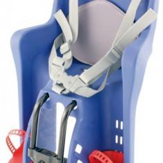 Scaun bicicleta montaj fata, 3 ani, 15KG, culoare albastru PB Cod Produs: 588300084RM
