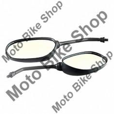 Set oglinzi negre, M8 PP Cod Produs: MBS180216 - Oglinzi Moto