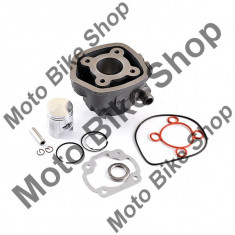 MBS Set motor Aprilia/Minarelli/Yamaha orizontal LC-2T 50cc, 40mm, Cod Produs: MBS010119 - Motor complet Moto