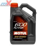 MXE Ulei Motul 6100 Synergie 15W50 5L Cod Produs: 100328