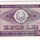 1. Bancnota 10 lei 1966 perfect UNC