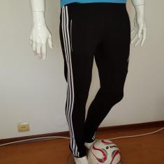 Pantaloni trening Adidas - Pantaloni barbati Adidas, Culoare: Negru