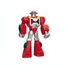 Jucarie Playskool Transformers Rescue Bots Heatwave The Fire-Bot - Roboti de jucarie