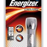 Energizer Lanterna 7638900388428, ENERGIZER Metal Led, argintiu