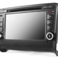 Sistem de navigatie TTi-TTcu DVD si TV auto dedicat pentru Audi TT - SDN17372 - Antena Auto