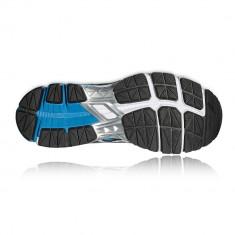 Adidasi barbati - Pantofi Alergare, Asics, GT-1000 4, Cushioning Struc, Albastru-Argintiu-Negru, Barbati-44 - OLN-OL10-T5A2N.4293|44