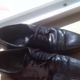 pantofi barbati piele  marime 43