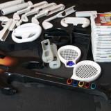 Consola Nintendo Wii + Controler Wireless + Accesorii inc. Chitara + 13 Jocuri !