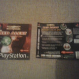 Coperta - Command and Conquer - Red Alert  - Playstation PS1