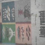 LIMBA ROMANA DE BEDELEANU POPESCU, etc manual CL 5, 1972, 224 PAG - Manual Clasa a V-a