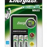 Energizer ENERGIZER Incarcator Maxi + 4 baterii Extreme AA reincarcabile incluse, 7638900325645