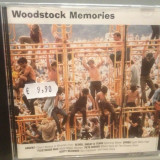WOODSTOCK MEMORIES - VARIOUS ARTISTS (1996/CBS/UK) - CD /ORIGINAL/NOU/SIGILAT