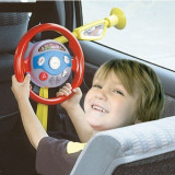 Volan copii pentru masina cu sunete si lumine - Instrumente muzicale copii Altele