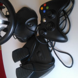 XBOX 360 Controller si GEMBIRD volan