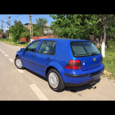 Volkswagen Golf 4 EDITION -1, 6 -105 cp- EURO 4 - - Autoturism Volkswagen, An Fabricatie: 2002, Benzina, 184000 km, 1598 cmc
