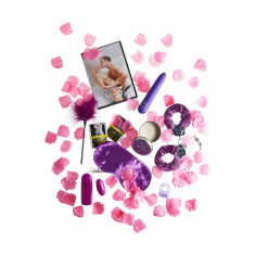 Set jucarii sexuale Fantastic Purple - Sex Shop Erotic24 - Vibrator Vaginal