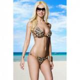 Costum de Baie Push-Up S leopard - Sex Shop Erotic24