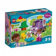 Ambulanta doctoritei Plusica 10605 LEGO DUPLO