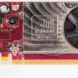 Placa video PCI-E Ati Radeon HD 2400 XT, 256 Mb, DMS-59, TV-out, low profile design