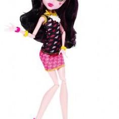 Papusa Monster High Creepateria Draculaura Fashion